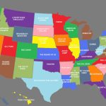 New U.s. Map Assigns Movies That Represent Each State | Hollywood With Map Of Who Won Each State