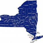 New York Historical Sites, Ny Points Of Interest And Historic Places For New York State Landmarks Map