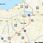 New York State Route 13   Wikipedia Regarding New York State Highway Map