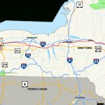 New York State Route 5   Wikipedia With New York State Highway Map