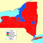 New York State Senate District Map The S Demographic Shift – Smartsync With New York State Senate Map