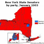 New York State Senators,party | Prison Policy Initiative Regarding New York State Senate Map