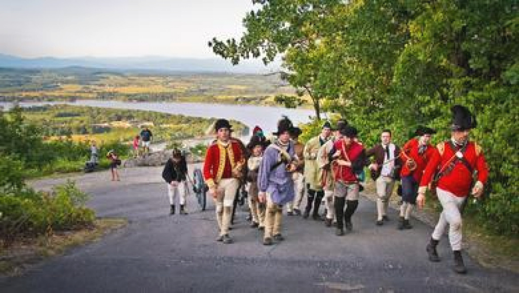 New York & The Revolutionary War | Forts, Battlefields throughout New York State Revolutionary War Map