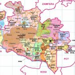 Niger State Zip Code Map With Regard To State Map Com