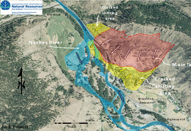 Washington State Landslide Map
