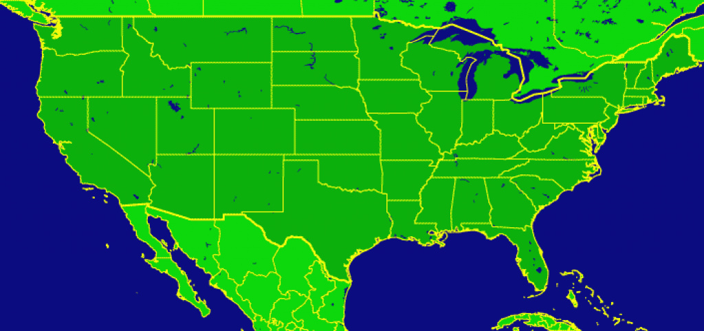 Noaa Radarmap Fresh Us Radar Map - Collection Of Map Pictures pertaining to United States Radar Map