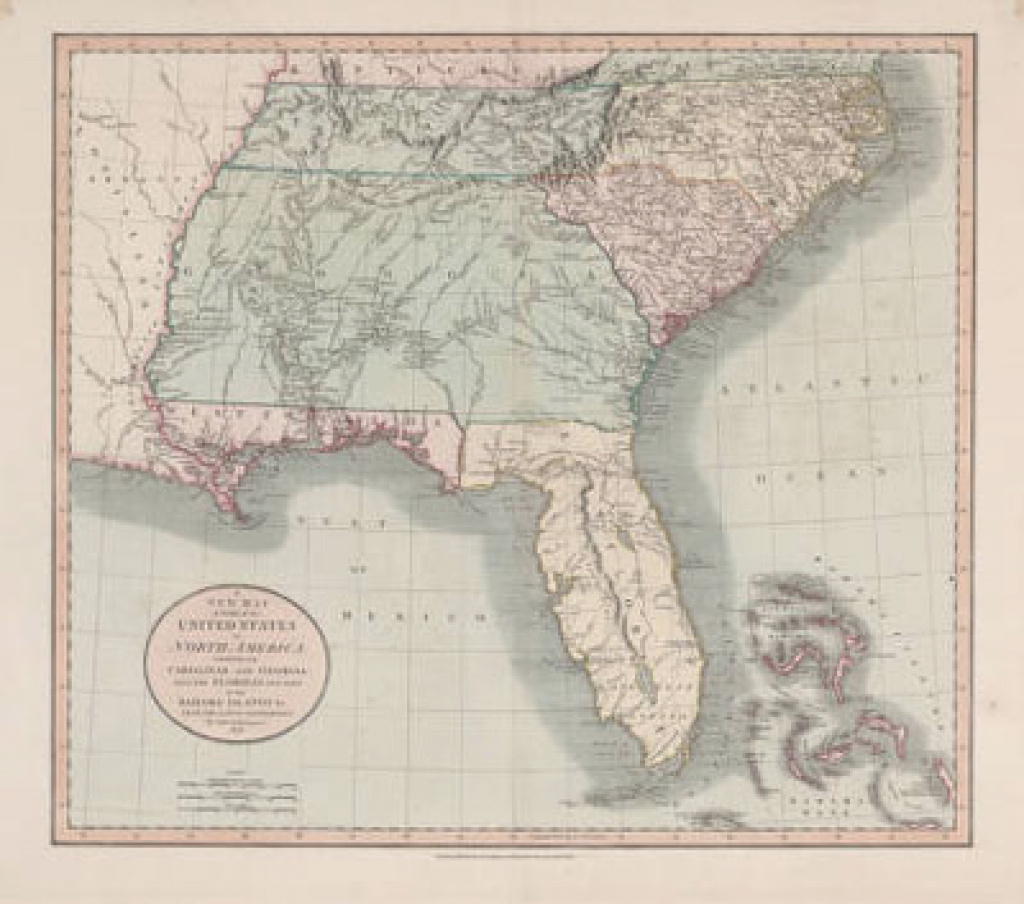 North Carolina Maps: An Introduction To North Carolina Maps pertaining to 1700 Map Of The United States