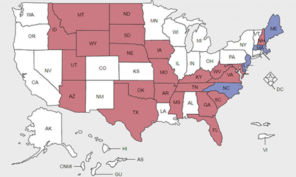 Nurse Licensure Compact Expands To 25 States: Is National Licensure with regard to Compact State Nursing Map