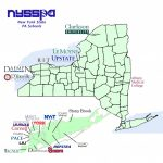 Ny State Pa Programs   New York State Society Of Physician Assistants Within State University Of New York Map