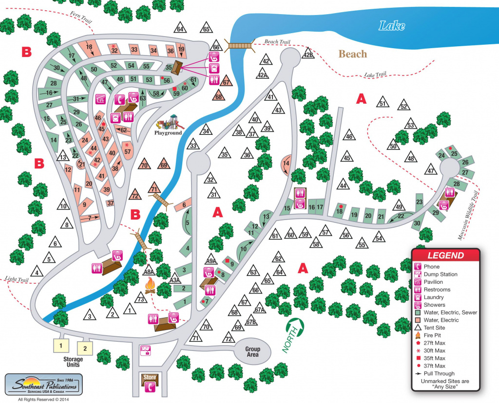Oak Mountain State Park Campground Map - Google Search | Motor Homes in Oak Mountain State Park Campground Map
