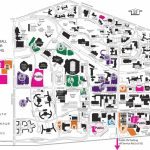 Official Athletic Site Throughout Michigan State Football Parking Lot Map