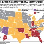 Ohio Considers Joining Call For Constitutional Convention   The Blade With Regard To Convention Of States Map