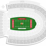 Ohio Stadium (Ohio State) Seating Guide   Rateyourseats Intended For Penn State Football Stadium Seating Map With Rows