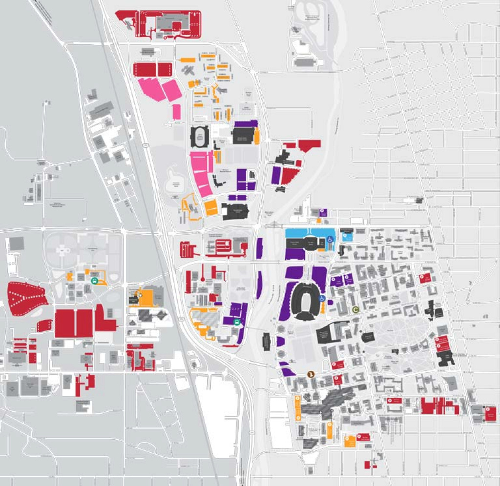 Ohio State Buckeye Club | Football Ticket And Parking Information for Ohio State Parking Map