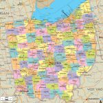 Ohio State Map With Counties Map City Map – Page 97 – Tele M Intended For State Of Ohio Map Showing Counties