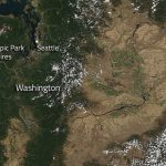 Olympic National Park Fires In Washington State   Nasa Within Fires In Washington State 2017 Map