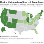 One In 5 Americans Will Soon Have Access To Fully Legal Marijuana In Legal States For Weed Map
