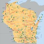 One Of My Favorite Summer Activities Is Camping In Wisconsin's With Regard To Wisconsin State Campgrounds Map