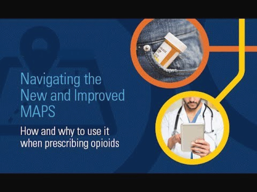 Opioid Prescribing In Michigan: Navigating The New Maps System - Youtube for Maps State Of Michigan Prescription