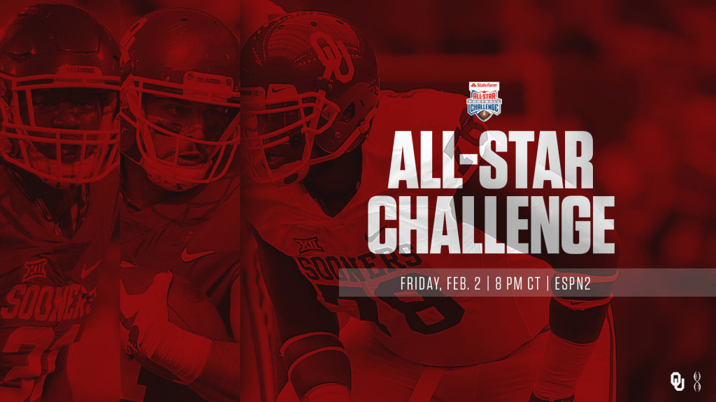 Ou Trio To Represent Big 12 In All-Star Challenge - The Official intended for State Farm Sports Village Field Map
