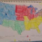 Outline Map The States Choose Sides In Outline Map The States Choose Sides