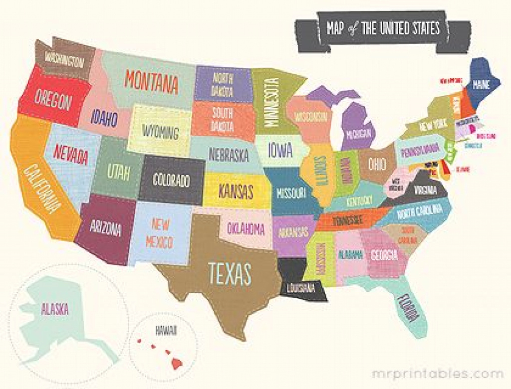 Over 30 Back To School Ideas | Kreative Kiddos!! | Pinterest for United States Map For Kids