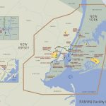 Overview Of Facilities And Services   About The Port Authority   The Within Tri State Map Ny Nj Pa