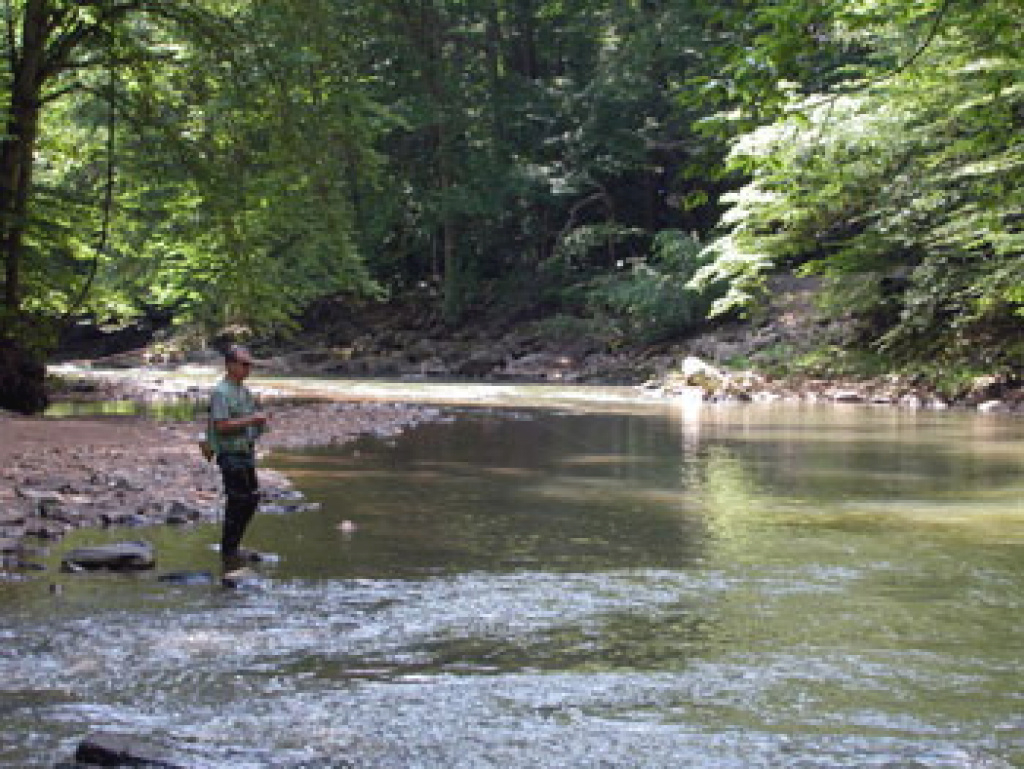 Pa Dcnr - White Clay Creek Preserve in White Clay Creek State Park Trail Map