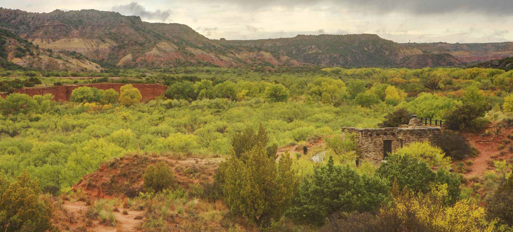 Palo Duro Canyon State Park — Texas Parks & Wildlife Department intended for Palo Duro Canyon State Park Trail Map