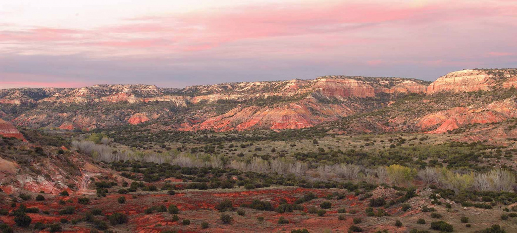 Palo Duro Canyon State Park — Texas Parks & Wildlife Department pertaining to Palo Duro Canyon State Park Trail Map