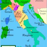 Papal States   Wikipedia Intended For Papal States Map