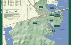 Paris Landing State Park — Tennessee State Parks regarding Paris Mountain State Park Trail Map