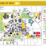 Parking: Frequently Asked Questions With Regard To Wichita State Parking Map