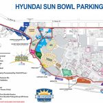 Parking Information   Hyundai Sun Bowl | December 31, 2018 | El Paso In Nc State Football Parking Map