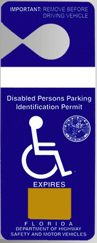 Parking Permits | Transportation & Parking Services with regard to Florida State Parking Map
