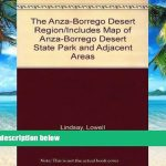 Pdf The Anza Borrego Desert Region/includes Map Of Anza Borrego Within Anza Borrego Desert State Park Map Pdf