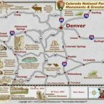 Peak To Peak Scenic Byway Map, Colorado Vacation Directory Within Colorado State Parks Map