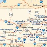 Penn State Campus Map 2018 Design And Ideas ›› Page 0 With Penn State Building Map