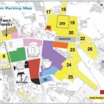 Penn State Football Blue Preferred Season Parking Passes All Seven With Regard To Penn State Football Parking Green Lot Map