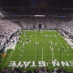 Penn State Football Seating Chart | Beaver Stadium Seat Views | Tickpick For Penn State Football Stadium Seating Map With Rows