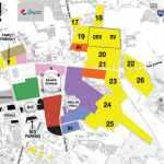 Penn State Moves Ada Parking To 2 Miles Away From Stadium On Game With Penn State Parking Map