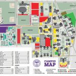 Penn State Parking Lot Map Ideal Gcu Map   Collection Of Map Pictures Within Penn State Parking Lot Map