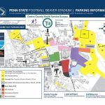 Penn State Tailgating Map | Travel Love | Pinterest For Penn State Rv Parking Map