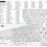 Penn State University Park Campus Maps   Download The Maps In Pdf With Penn State Building Map