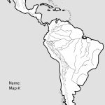 Physical Latin America Map Valid Inspirational Blank Physical Map Regarding Blank Physical Map Of The United States