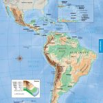 Physiographic Map Of Latin America Directions   Mr. Boushey's Classroom Pertaining To Physiographic Map Of The United States