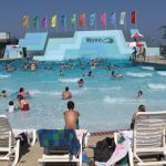 Pictures Of The Campground Pool And The Wave Pool.   Buccaneer State With Buccaneer State Park Campground Map