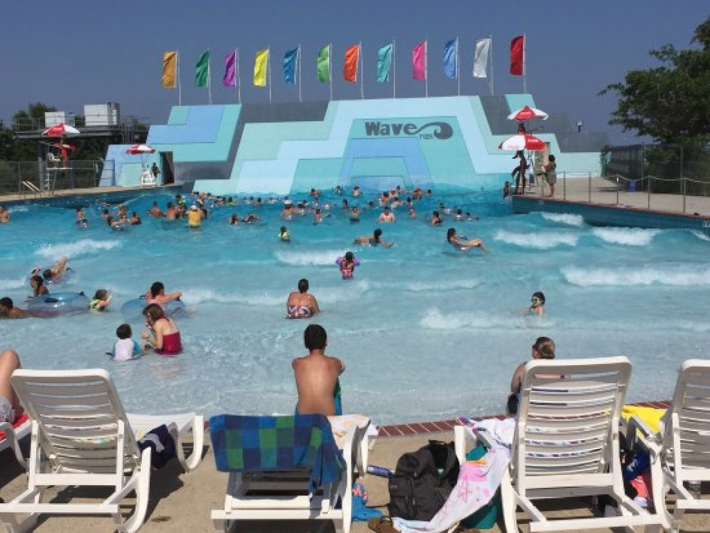 Pictures Of The Campground Pool And The Wave Pool. - Buccaneer State with Buccaneer State Park Campground Map