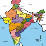Pin4Khd On Map Of India With States | Pinterest | India, India Regarding Capitals Of Indian States Map