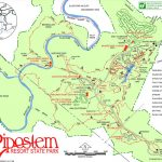Pipestem Resort State Park   Maplets Inside West Virginia State Parks Map
